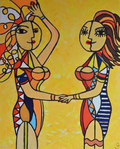 Picasso Chicks