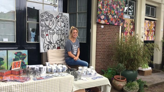Kunstmarkt Spaarndam