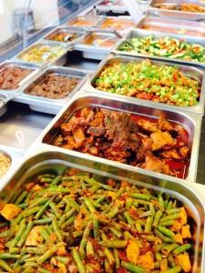 Eten van Toko Bali Mandira