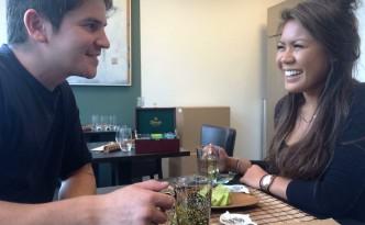 Xander en zijn vriendin :)
